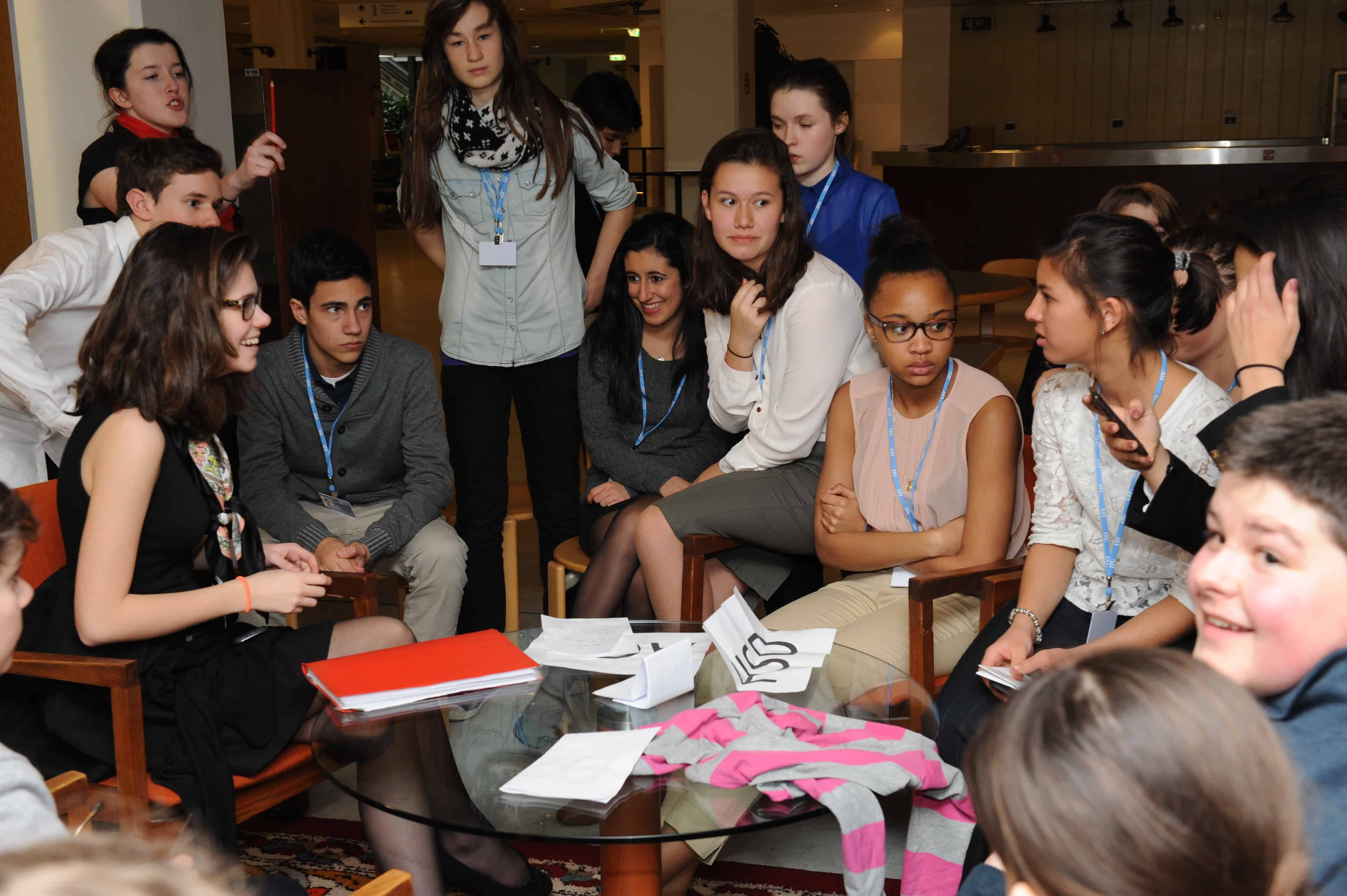 Teamwork: The Underrated Central Piece of Model UN Conferences