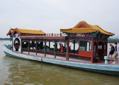 Dragon boat rides