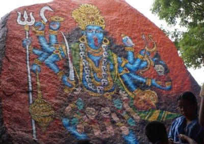 Shiva the Destroyer Shrine