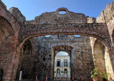 Ruins of Santo Domingo Church