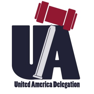 United America delegation logo