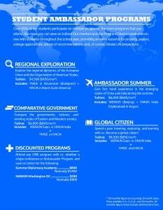 All-American Student Ambassador Programs