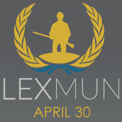 LexMUN High School Model UN Conference Logo