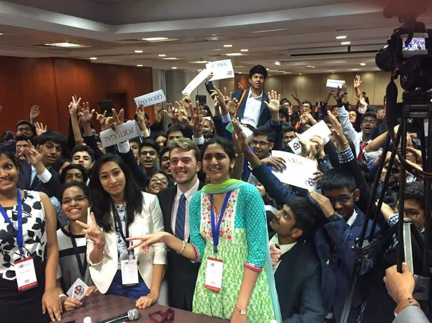 How Competing in Model UN in India is Different than the US