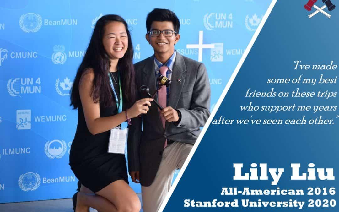 Alumni Spot: Lily Liu, SMUNC SecGen